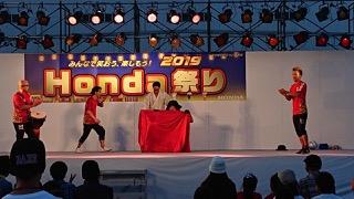 本田技研工業夏祭り🔥